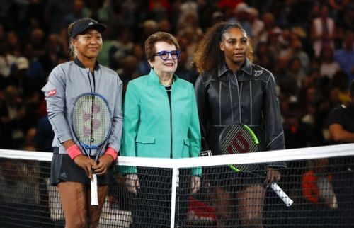 Tennis great King says double standard in tennis for men, women