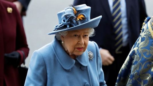 Queen Elizabeth II To Address U.K. In Rare Televised Speech About The Coronavirus