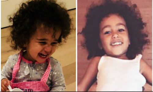 Is It Just Us, or Does Dream Kardashian Look Just Like Her Cousin North West?