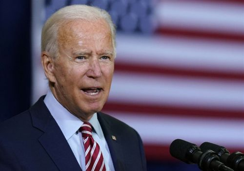 Biden says voters won't accept GOP 'abuse of power' in pushing Barrett's confirmation