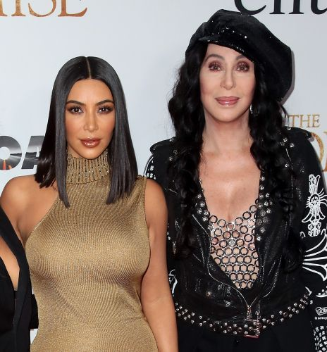 Kim Kardashian and Jonathan Cheban Are Halloween BFF Goals in Sonny and Cher Costumes