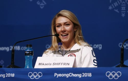 Wind postpones 2nd Shiffrin Olympic race