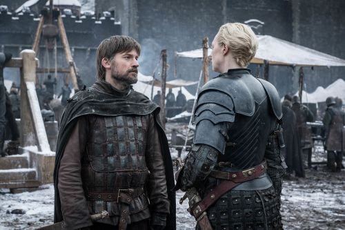 'Game of Thrones': Brienne and Jaime hint they may be first to die