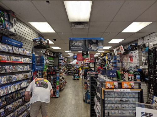Online sales have spiked over 1,500% at struggling video game retail giant GameStop, according to a new report