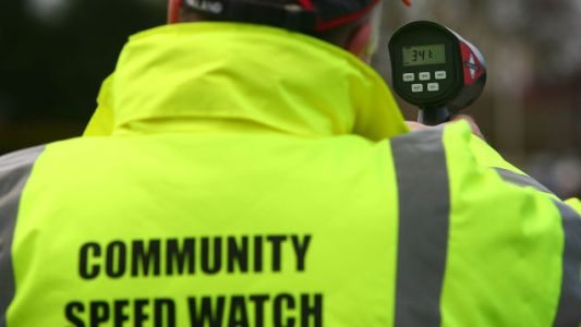 Scottish Police Want to Arm Residential Vigilantes With Their Own Speed Guns