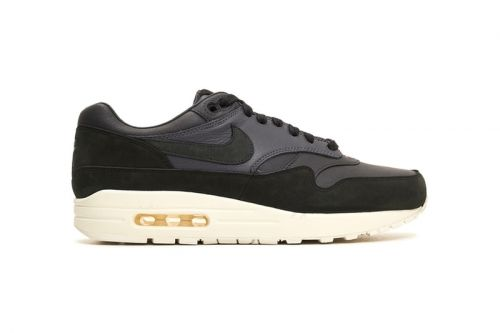 The Nike Air Max 1 Pinnacle Emerges in Black/Anthracite