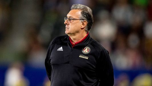 Atlanta United hopes to send off humble, direct Martino with MLS Cup win
