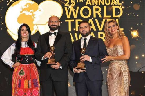 Oman Air wins double at World Travel Awards