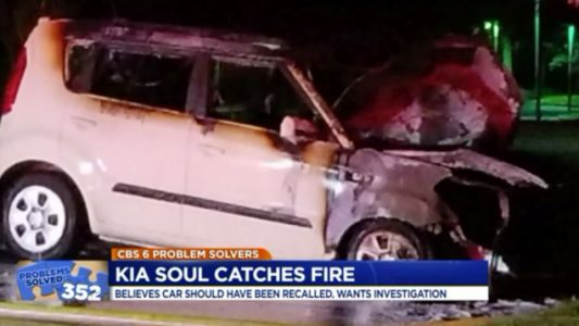 Hyundai, Kia Called On to Recall 3 Million Cars After Rampant Reports of Random Fires