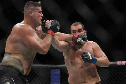 Tai Tuivasa pours out a strong one after UFC 238 defeat