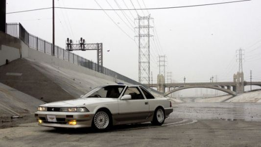 The Toyota Soarer Aerocabin Is The Ultimate In Open Air Rad Rides