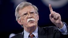 John Bolton's Anti-Muslim Hate