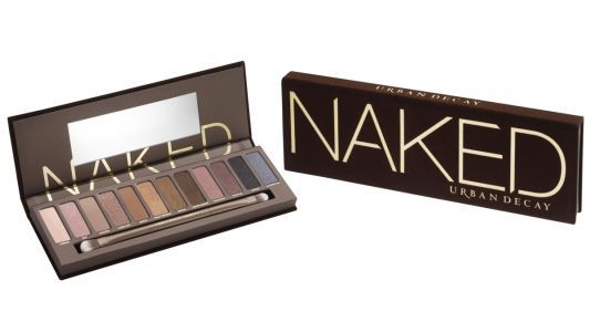 Urban Decay Is Discontinuing Its Insanely Popular Naked Palette for Some Reason