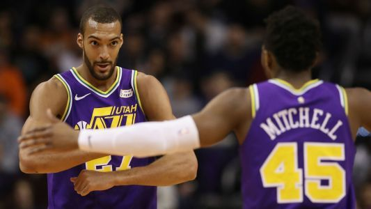Jazz GM: Rudy Gobert, Donovan Mitchell know they 'need each other' to win a ring
