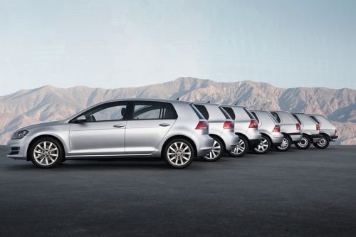 Volkswagen to Officially End Production of the Golf in the U.S