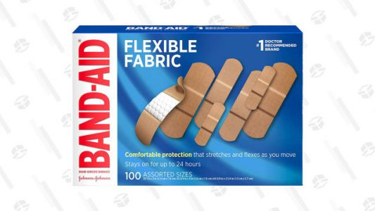 Patch up All Your Problems for 45% Less When You Subscribe & Save on Band-Aids