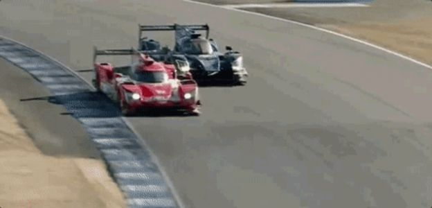 Driver Nails One Of The Most Insane Passes In Motorsport History To Win At Laguna Seca