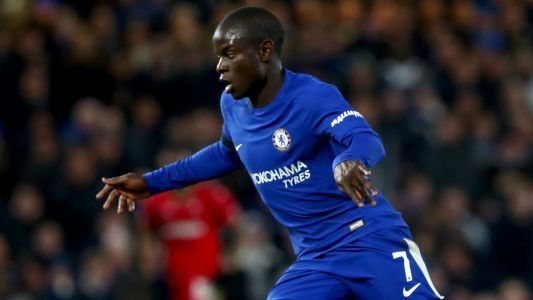 Chelsea's Kante should be the Ballon d'Or winner, says Conte