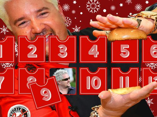 The 12 Days of Guy Fieri: Winemaking Is More Than a Side Hustle