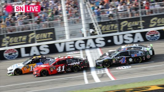 NASCAR at Las Vegas live race updates, results, highlights from 2020 Pennzoil 400