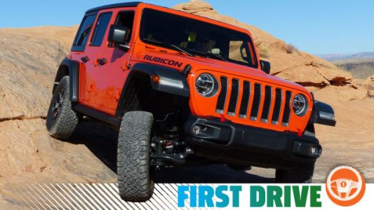 America's First Ever Diesel Jeep Wrangler Is The Torquey Off-Road Beast You Prayed It Would Be