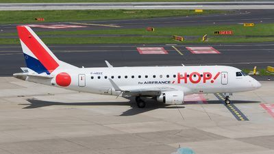HOP flight to Aberdeen forced to make emergency landing