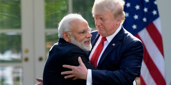 Senior officials say Trump often puts on an Indian accent and imitates Prime Minister Modi