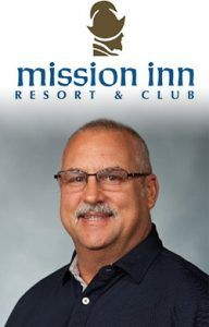 Mission Inn Names Roy Schindele as New Director of Sales