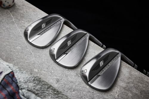 Titleist Releases Vokey M Grind Collection for Maxiumum Spin and Shot Control