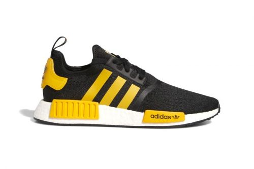 """Adidas' NMD R1 Receives """"Active Gold"""" Highlights"""