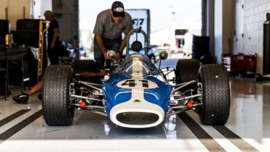 What It Takes To Keep Vintage Race Cars Running