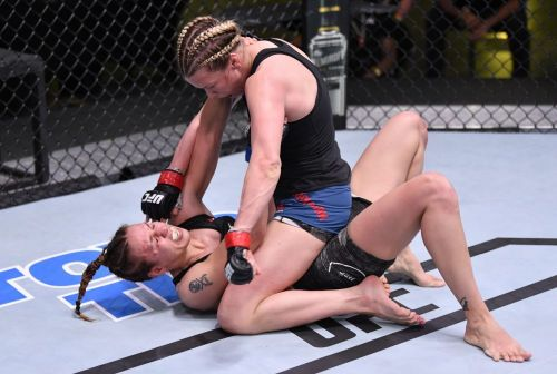 5 biggest takeaways from UFC on ESPN 9: Tyron Woodley's tailspin and a Gilbert Burns title shot