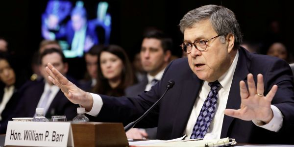 Trump's lawyers want to review and edit Mueller's report before it's out. William Barr said there's no way he'll allow that