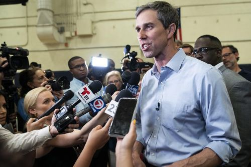 Beto O'Rourke says El Paso shooting was a 'consequence' of Trump