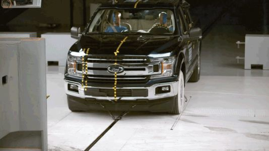 Only Three Pickups Have Good Passenger-Side Protection: IIHS