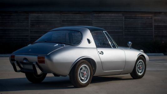Toyota Built A Gas Turbine Sports Car In The '70s