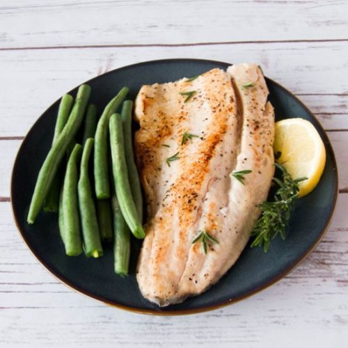 Pan Seared Trout Filets