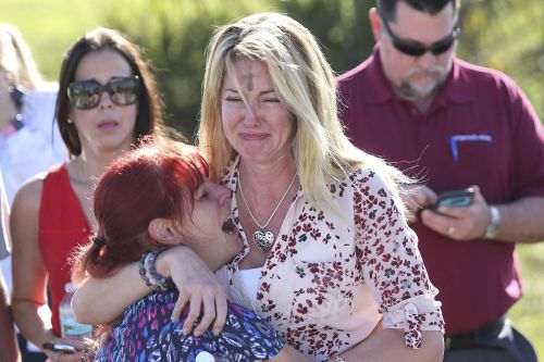 The victims of the Florida high school mass shooting