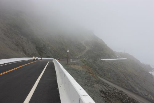 Highway 1 in Big Sur is back in business
