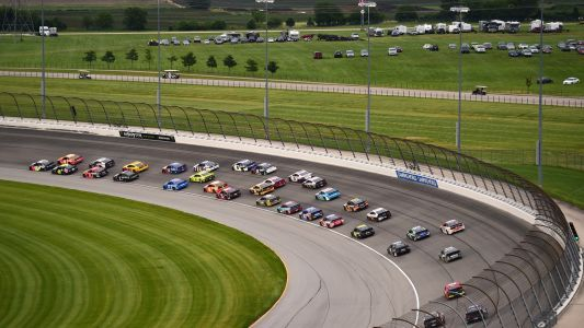 Future of NASCAR at Chicagoland Speedway in doubt after 2021 schedule announcement