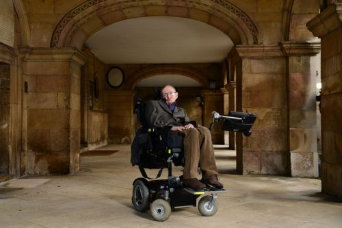 Iconic Scientist Stephen Hawking Has Died at the Age of 76