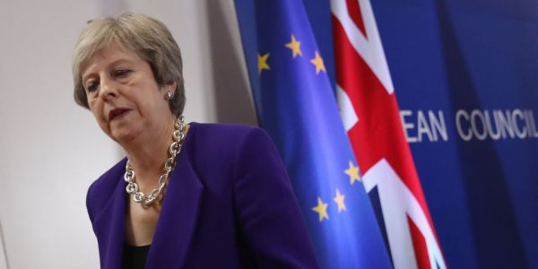 Theresa May told by the EU to 'take it or leave it' as Brexit talks risk collapse