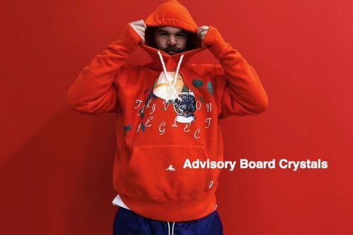 Join the Advisory Board Crystals Capsule Launch Party at Patron of the New