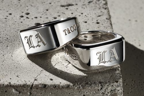 Dover Street Market and Tiffany & Co. Launch Exclusive Jewelry Collection