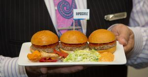 Air New Zealand's Second Helping Of Impossible Burger