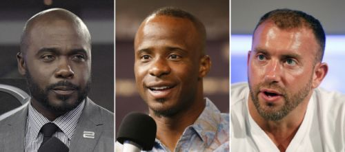 NFL Network suspends Marshall Faulk, two other ex-players over claims of sexual harassment