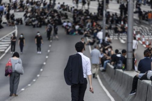 'It's Not a Fight About Money.' Why Bankers and Entrepreneurs Have a Stake in Hong Kong's Protests