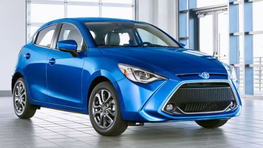 The 2020 Toyota Yaris Hatchback Is the Forbidden Mazda 2 You Won't Be Sorry You Settled For