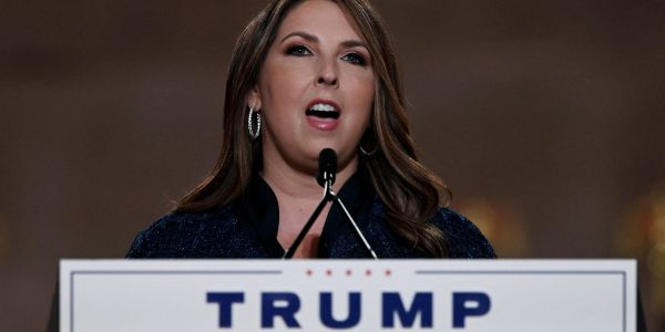 RNC Chair Ronna McDaniel says despite GOP divisions over Trump impeachment, the party 'overwhelmingly' agrees on most issues