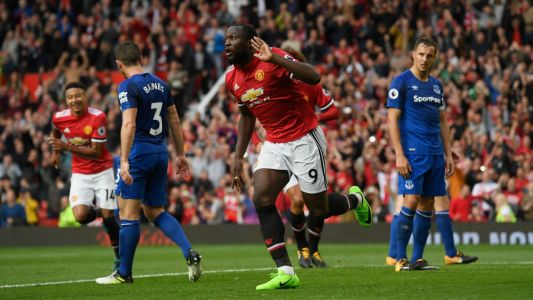 Lukaku celebration was just 'banter' with Everton fans